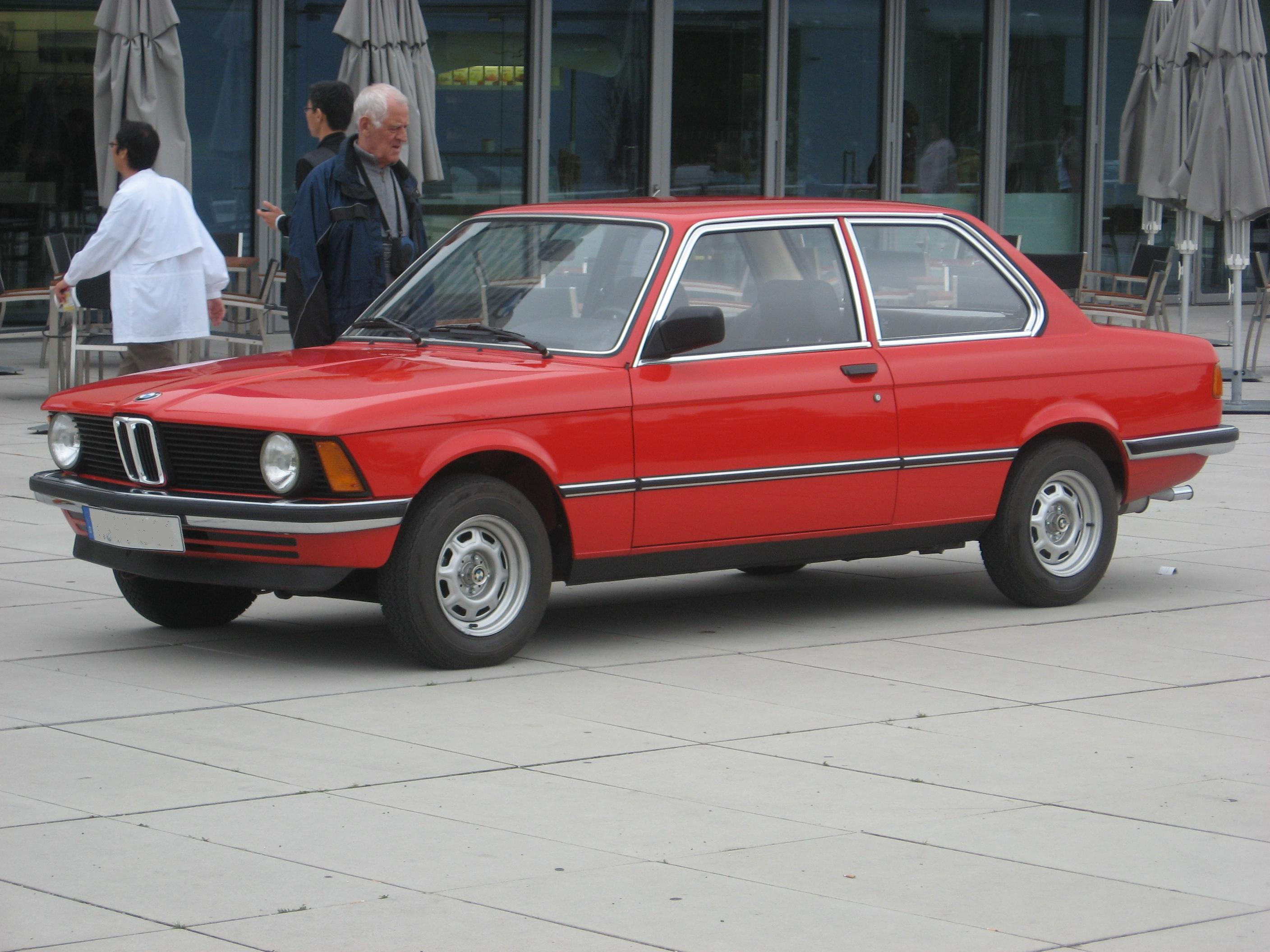 Datei Bmw 316 E21 Front View Jpg Wikipedia