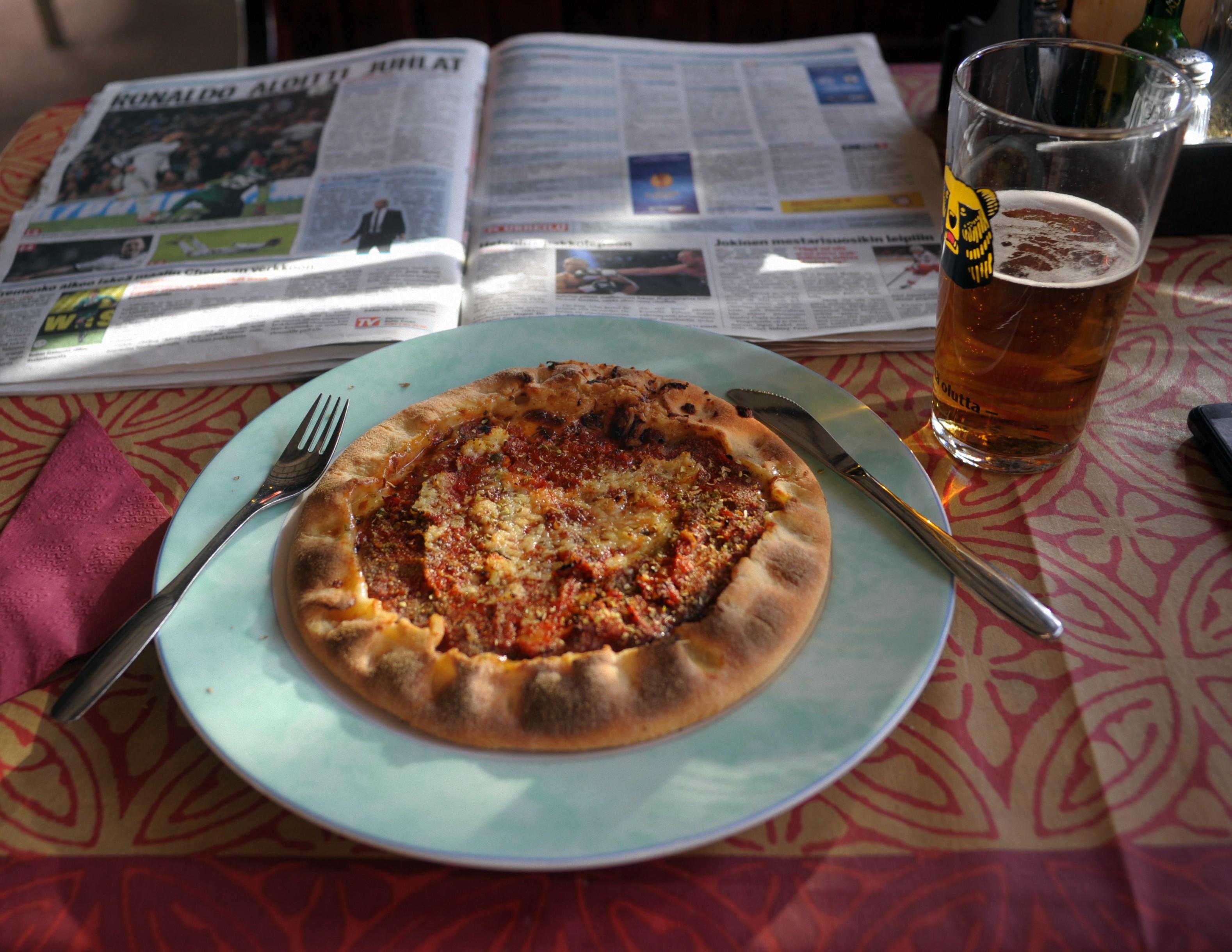 Finlandia Pizzeria