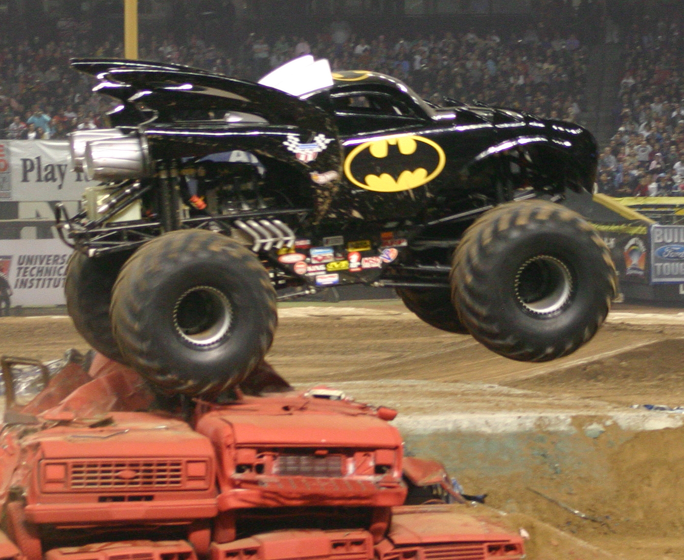 Monster Trucks Storming The Uk Walker Movements