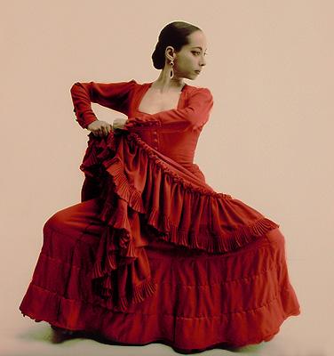 Depiction of Flamenco