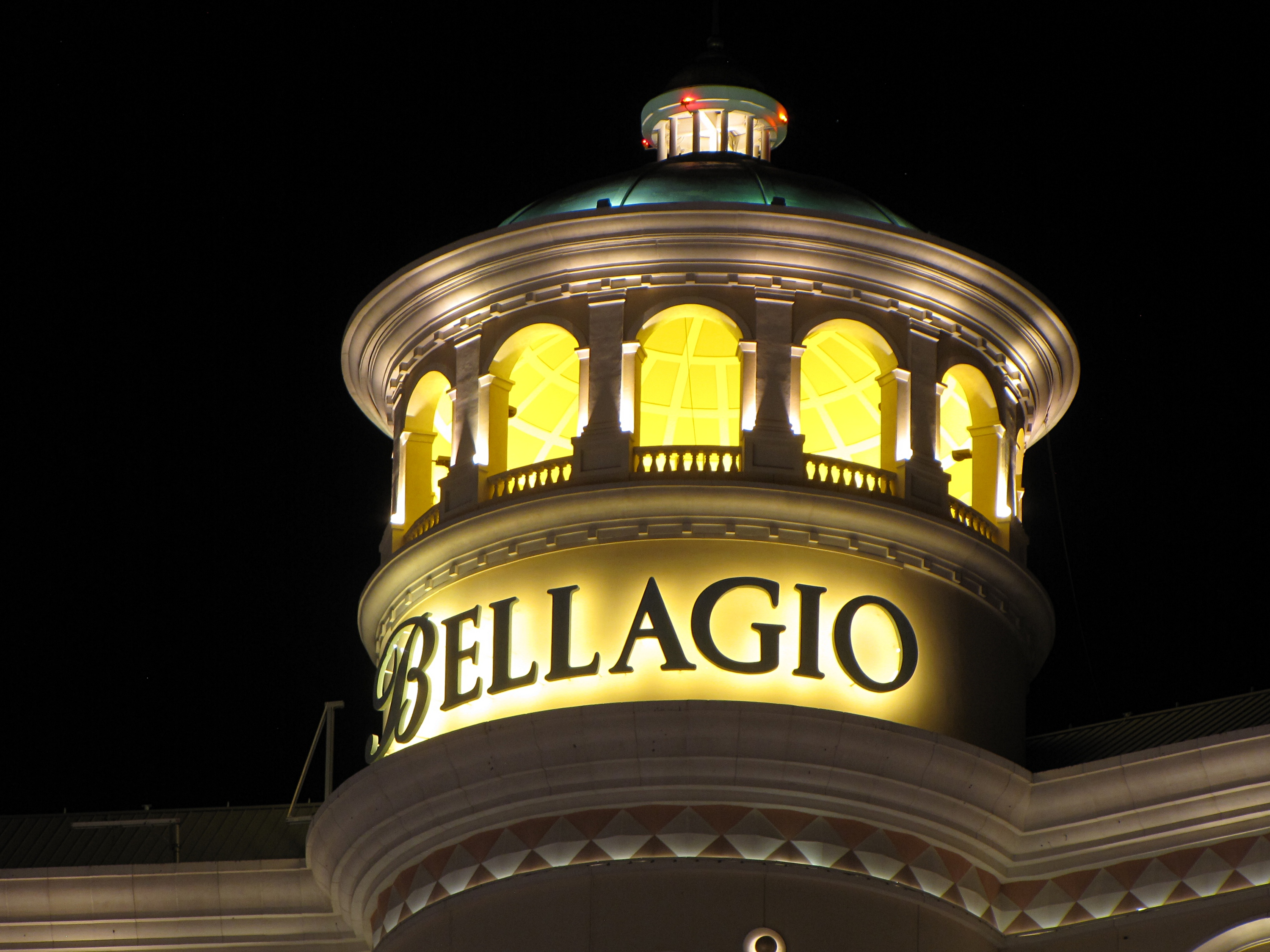 Bellagio las vegas bellagio hotel las vegas - File Bellagio Las Vegas Dome Jpg