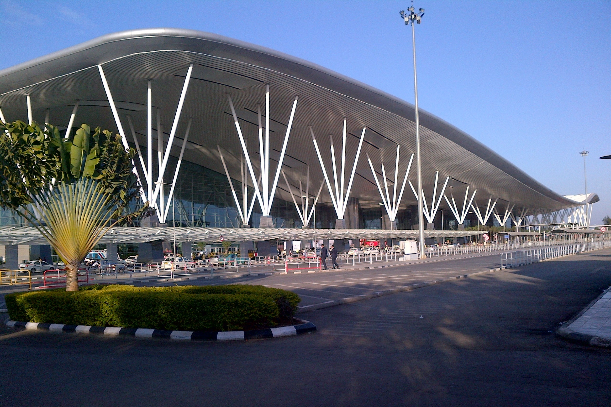 Aéroport international Kempegowda