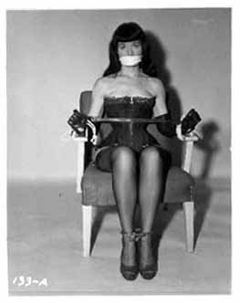 Removed bettie page bondage photo join. agree
