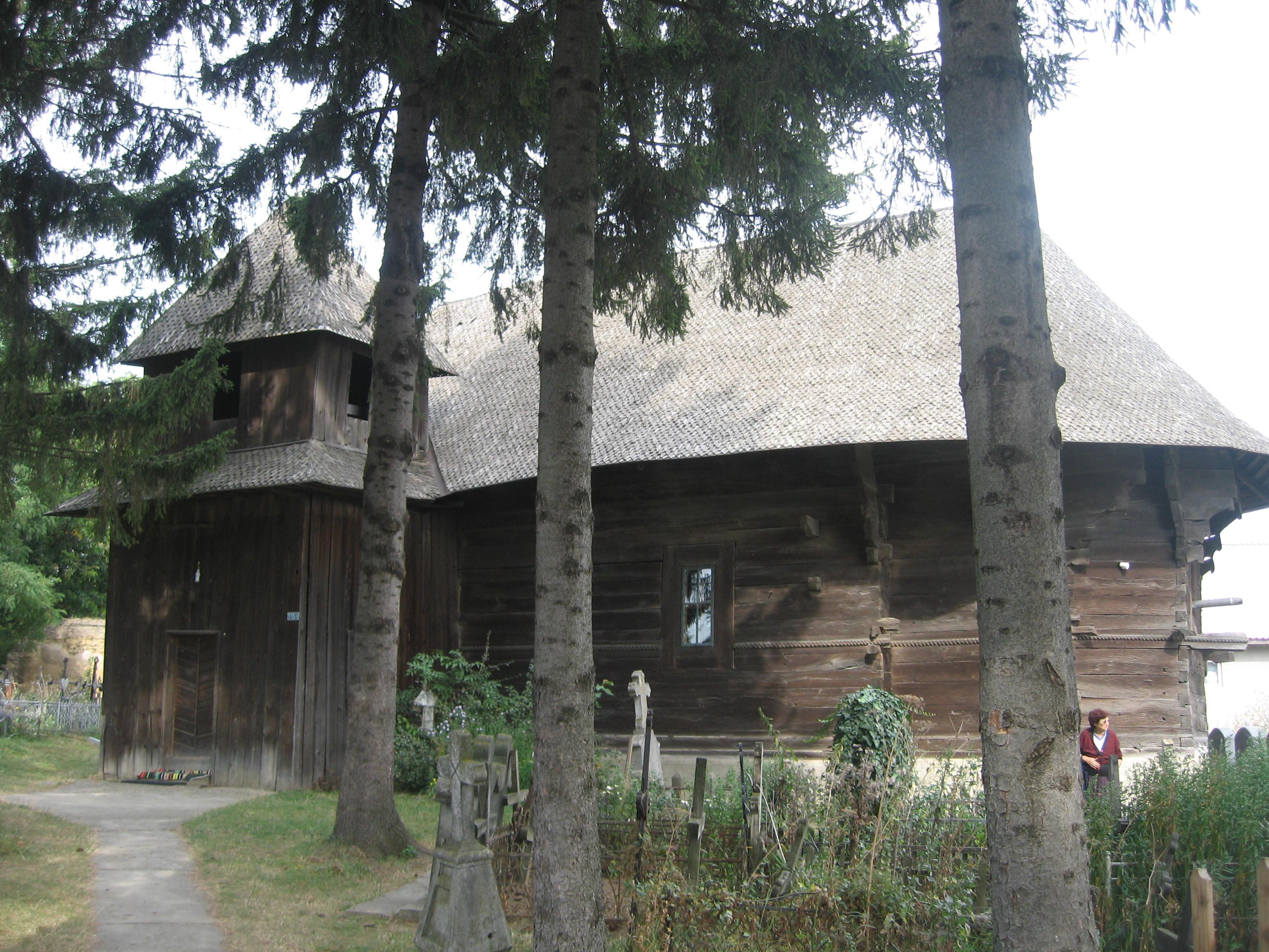 Biserica de lemn din Drăgușeni