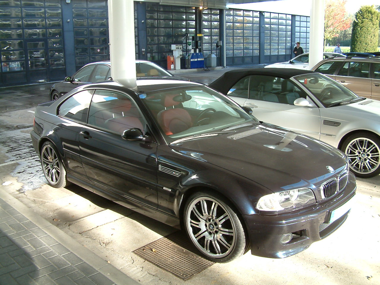 File Black Bmw M3 E46 Coupes Jpg Wikimedia Commons