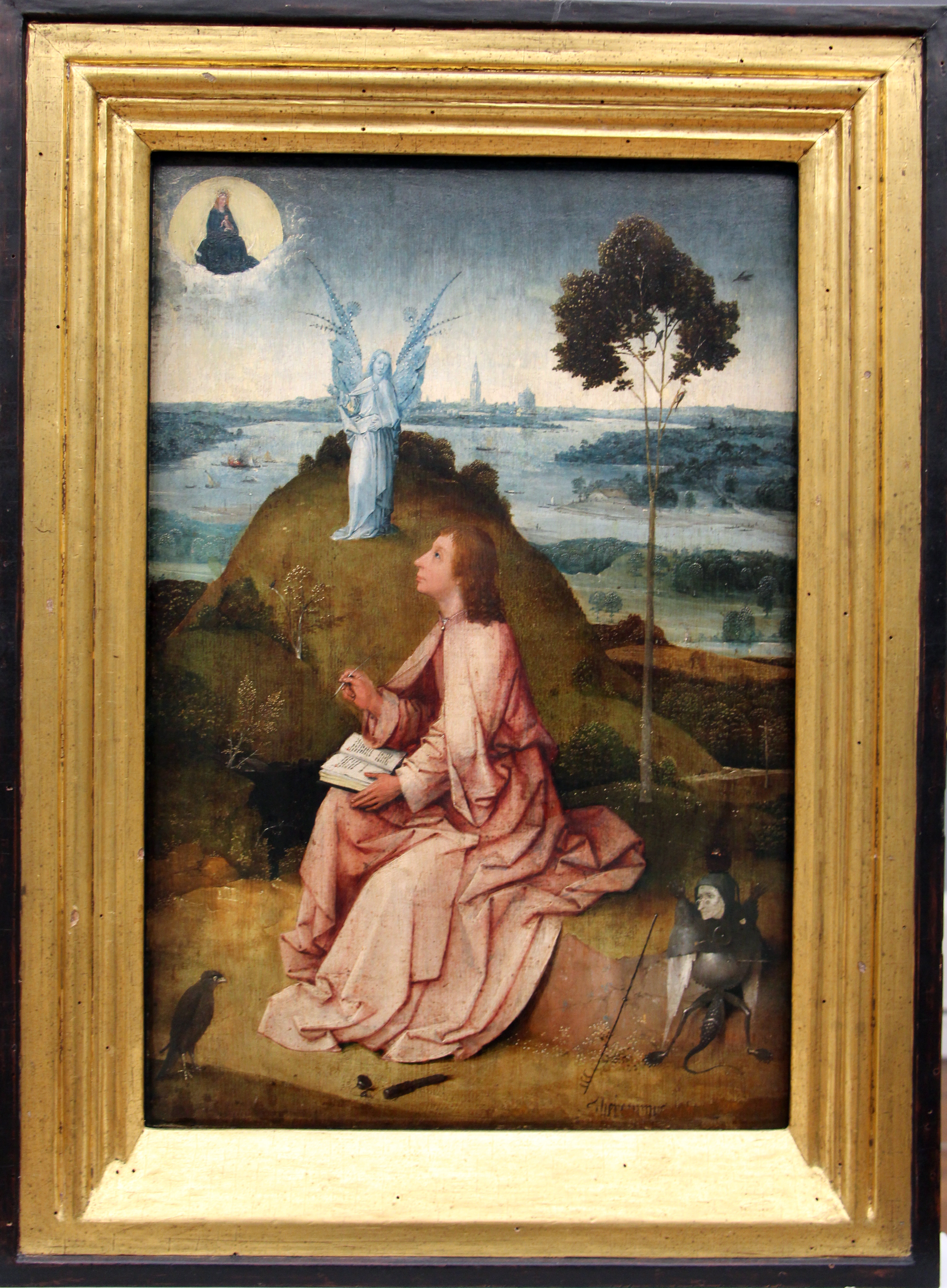 1488 meaning - File Bosch San Giovanni Evangelista A Patmos 1488 89 Ca 01