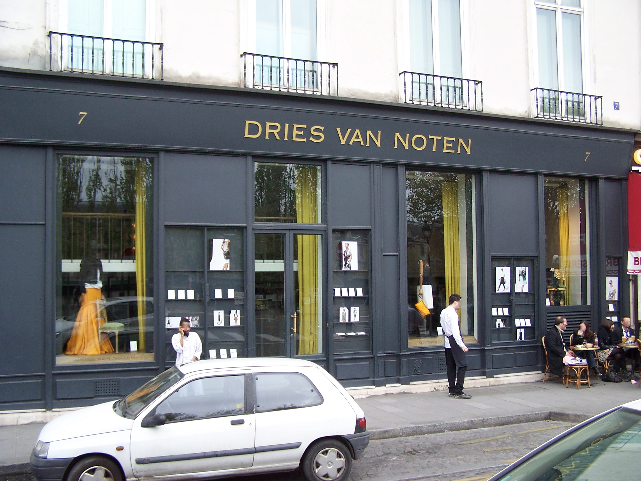 Dries Van Noten Shoes Review
