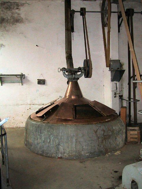 Bryggkjelen hos Cantillon