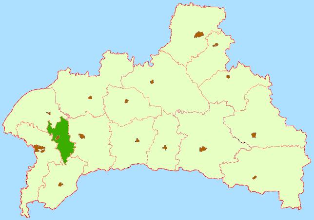 Zhabinka District