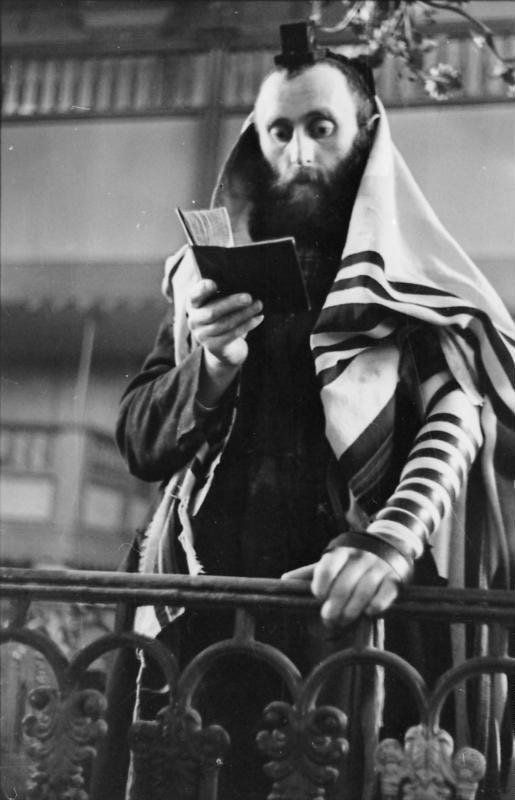 File:Bundesarchiv Bild 101I 030 0794 04A, Polen, Rabbiner in