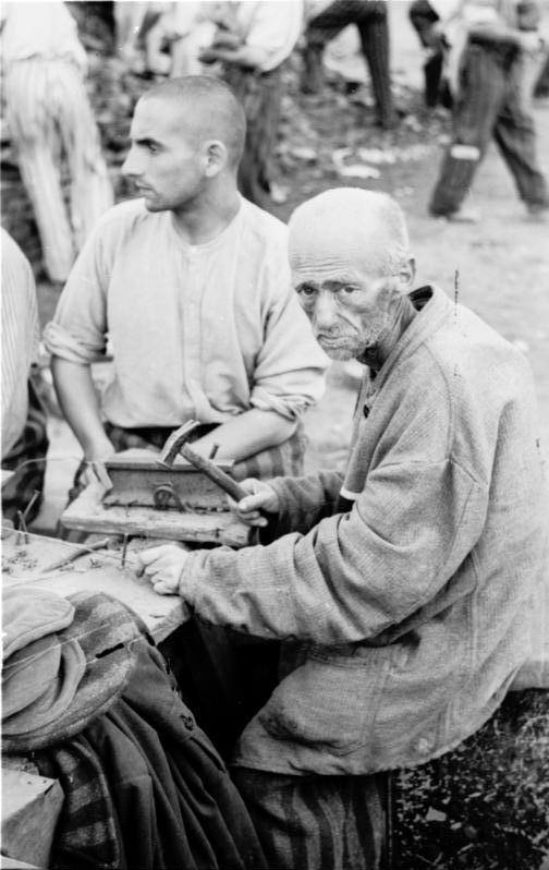 Zwangsarbeit im KZ Dachau