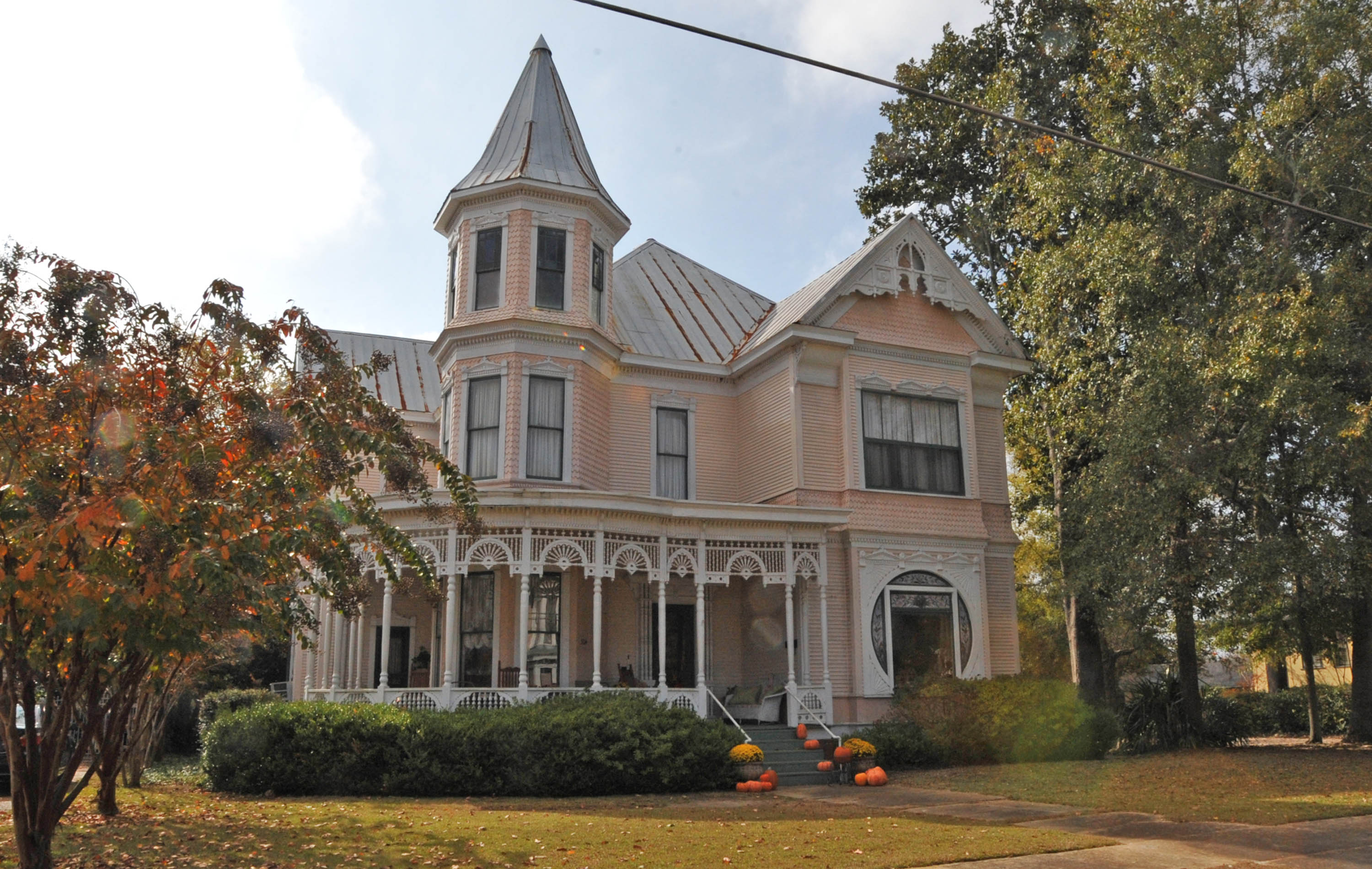File college st historic district pike for Historic homes for sale in alabama