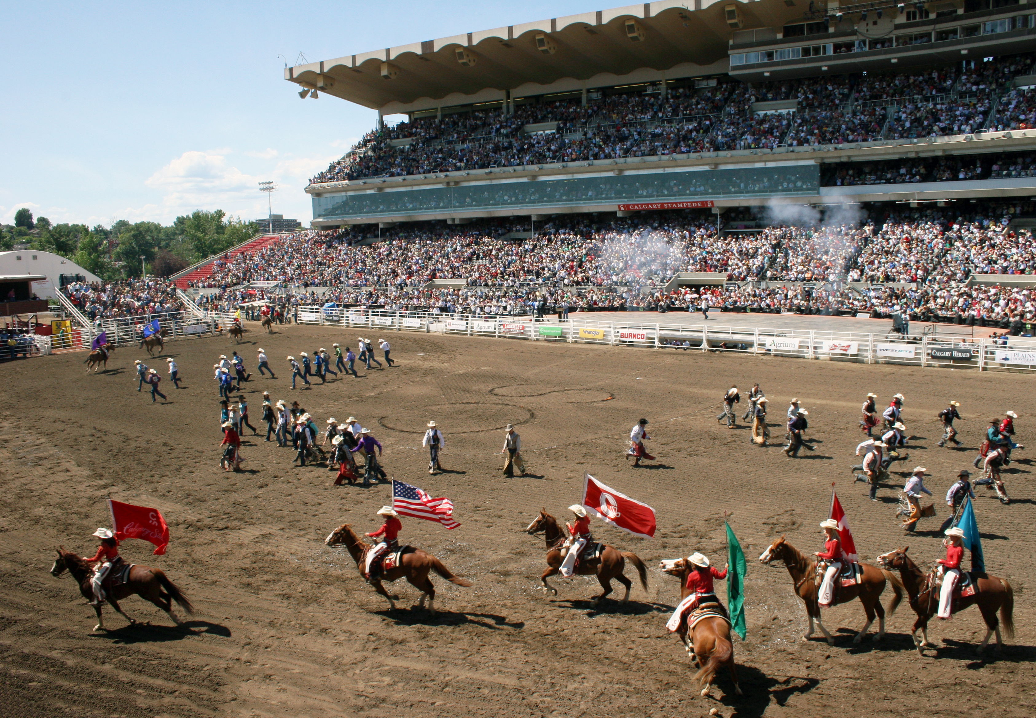 List of Calgary Stampede Rodeo Champions - Wikipedia