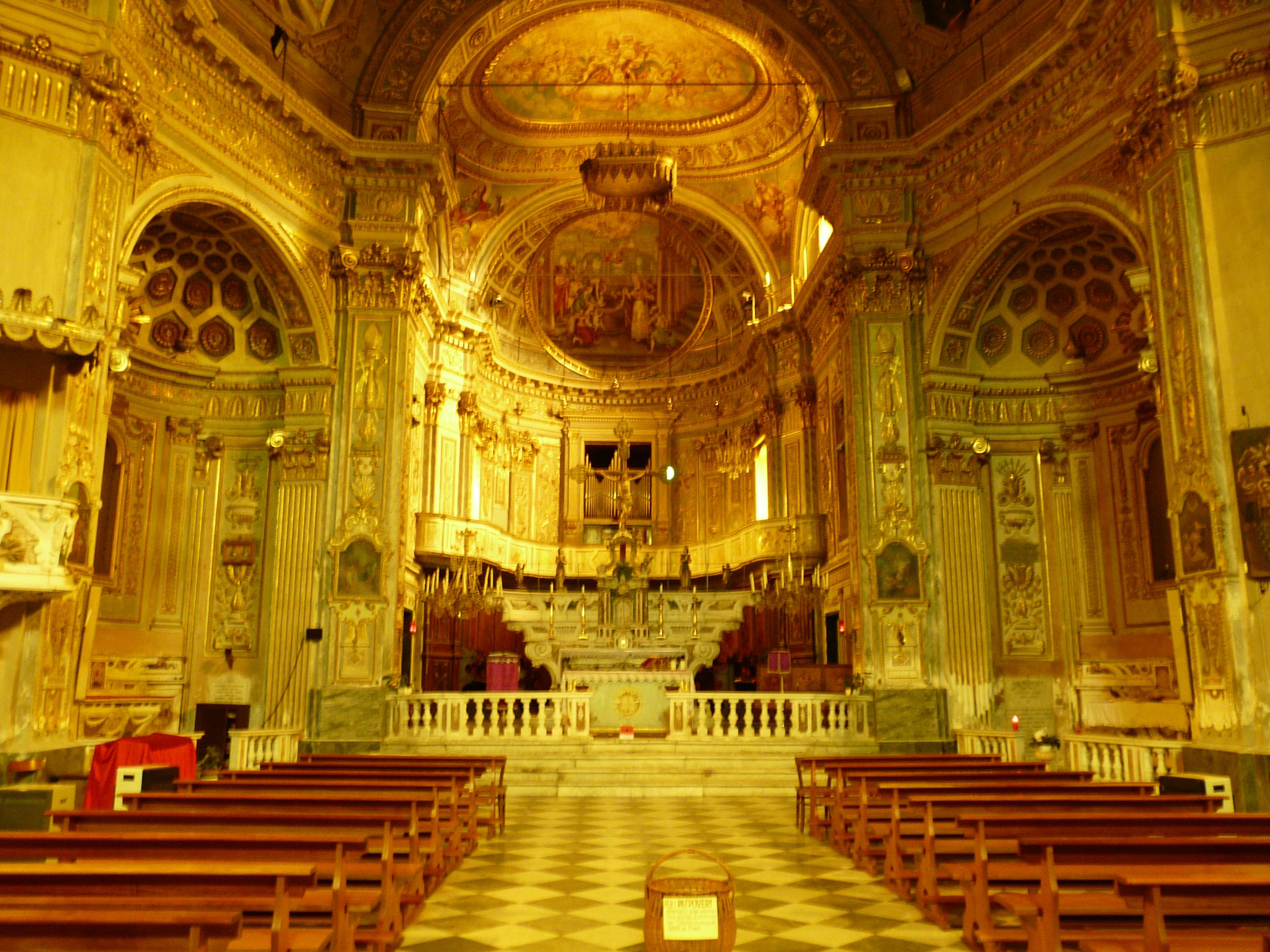 Calice - parrocchiale di San Nicolò