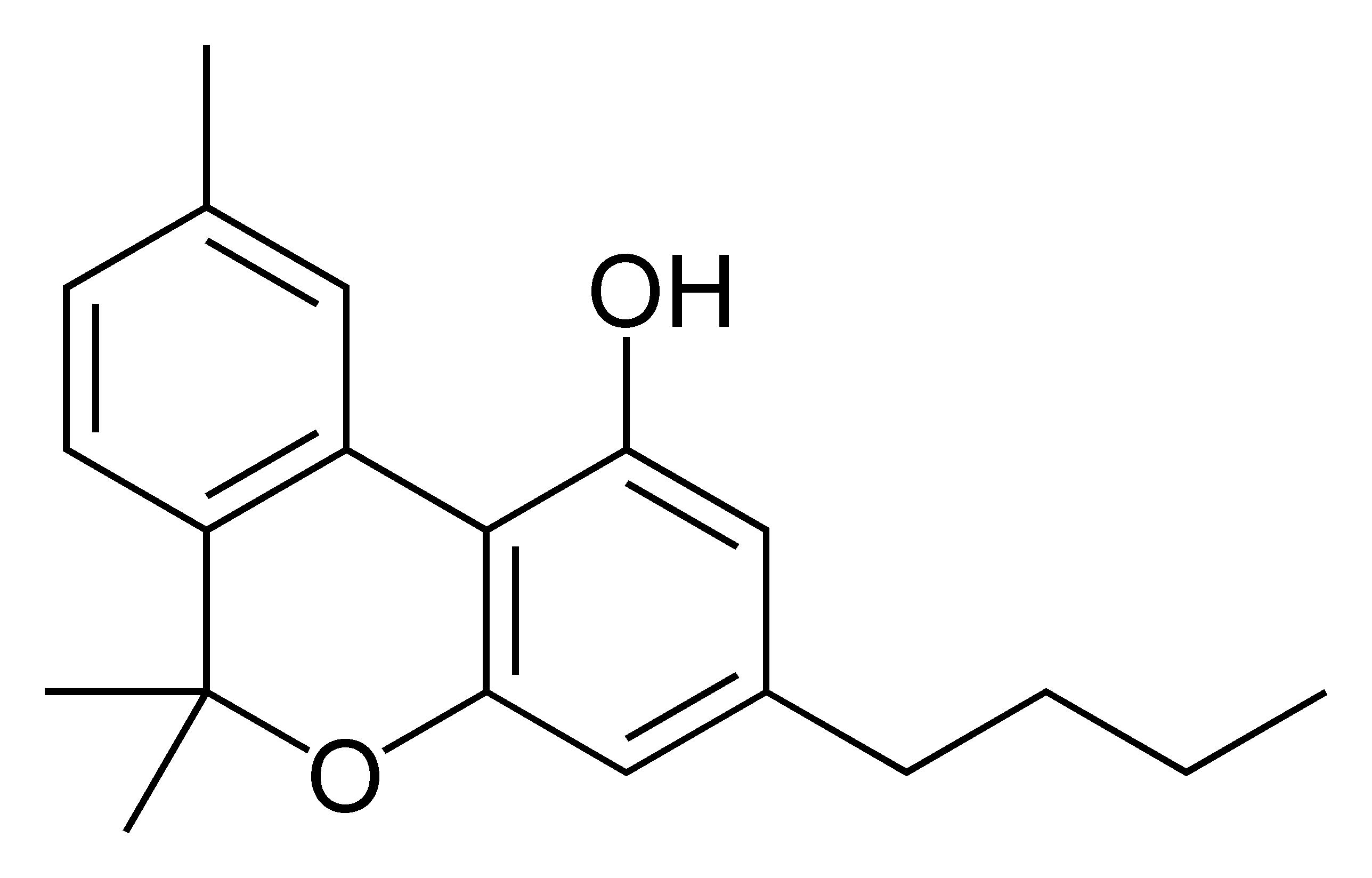 molecular structure of CBN