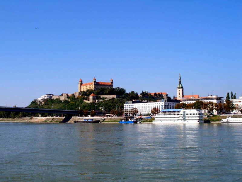 Bratislava, foto di Jozef Kotulič