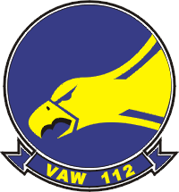 Carrier Airborne Early Warning Squadron 112 (US Navy) patch.png