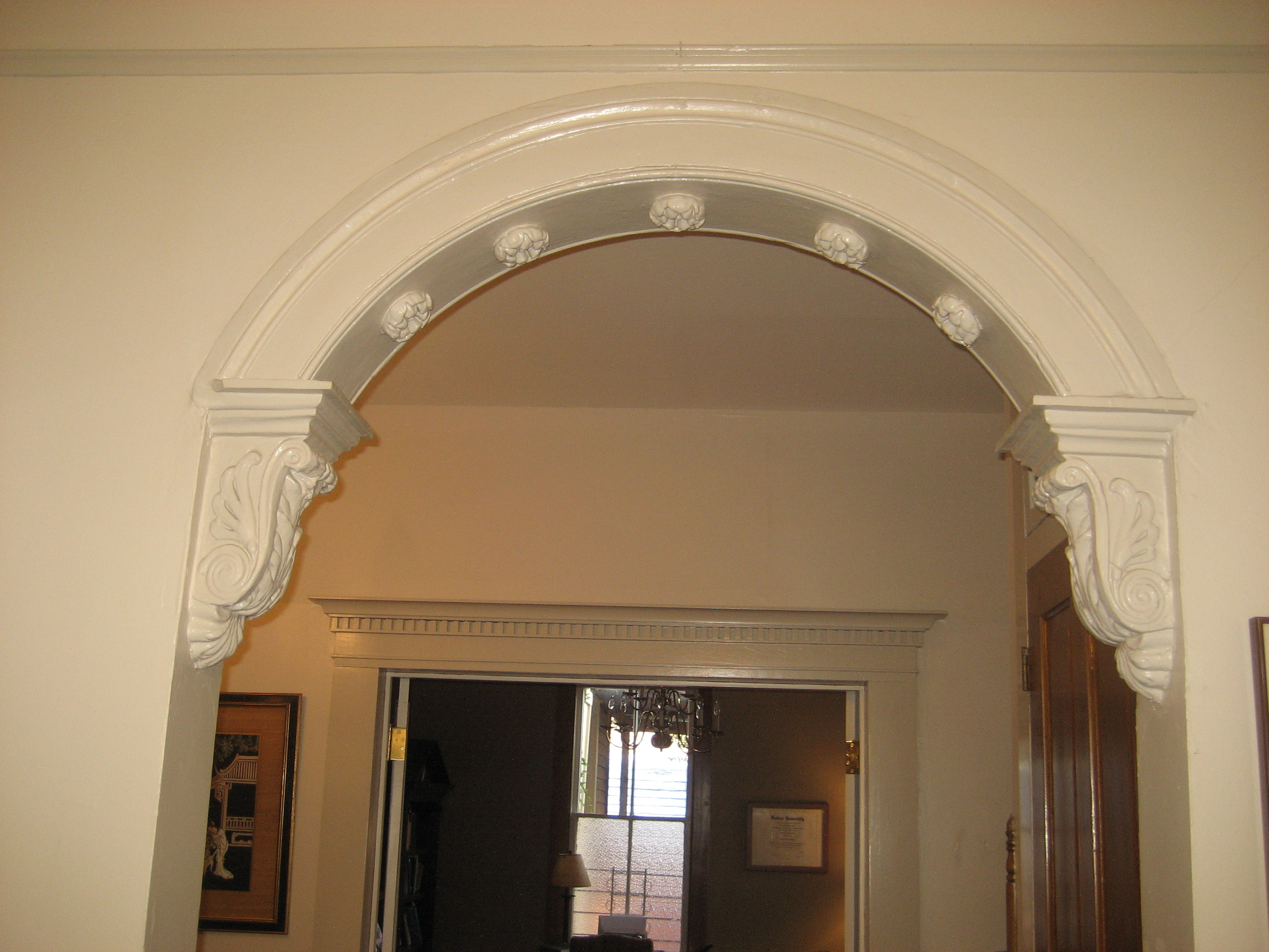 Likewise arch doorways inside a house on home interior arch designs