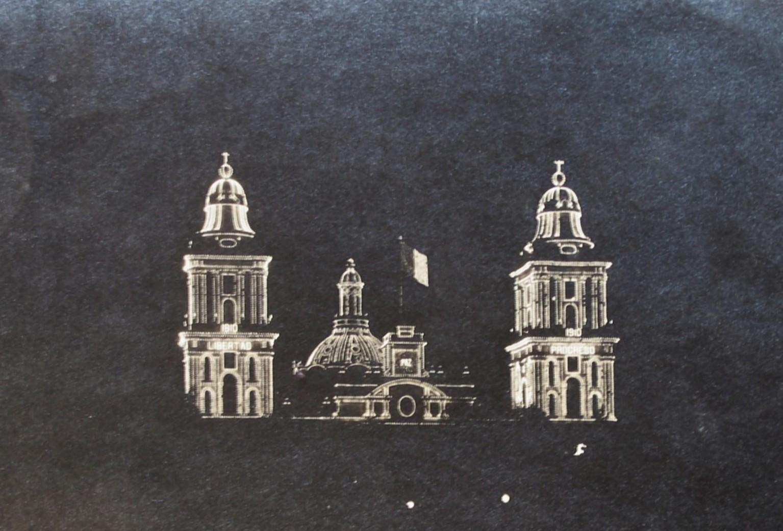 Depiction of Centenario de la Independencia Mexicana