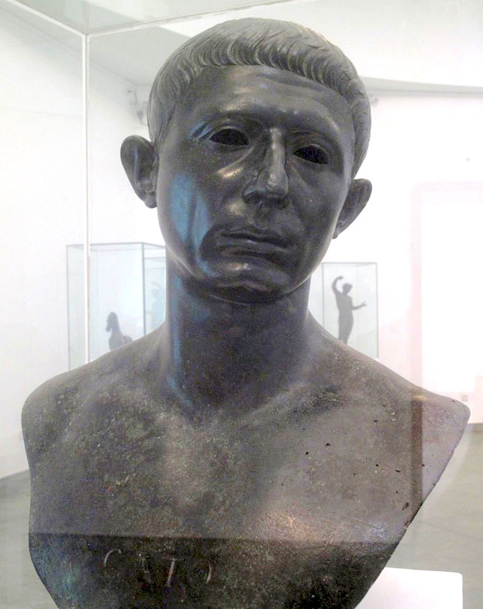 Marcus Porcius Cato Der Jungere Wikipedia