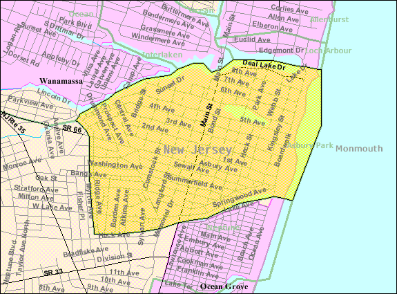 Asbury Park Map File:Census Bureau map of Asbury Park, New Jersey.png   Wikimedia