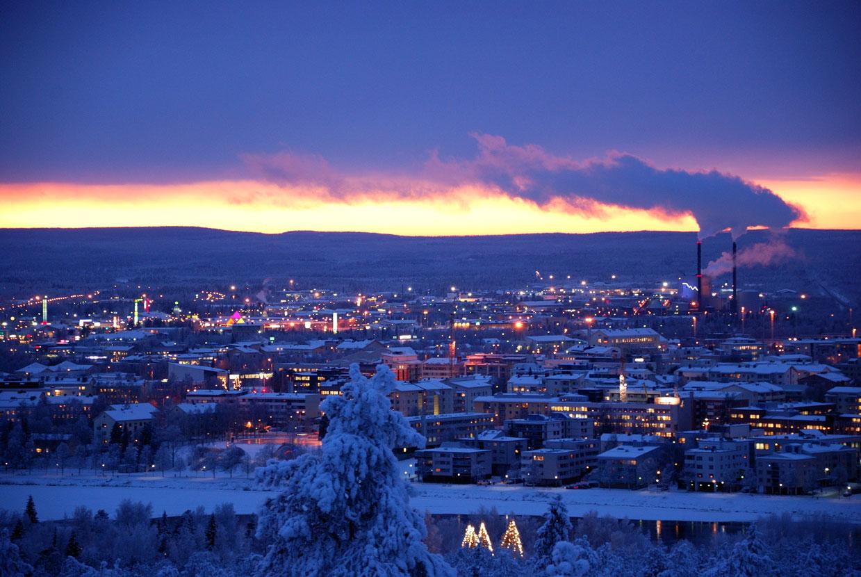 Helsinki Rovaniemi Etäisyys