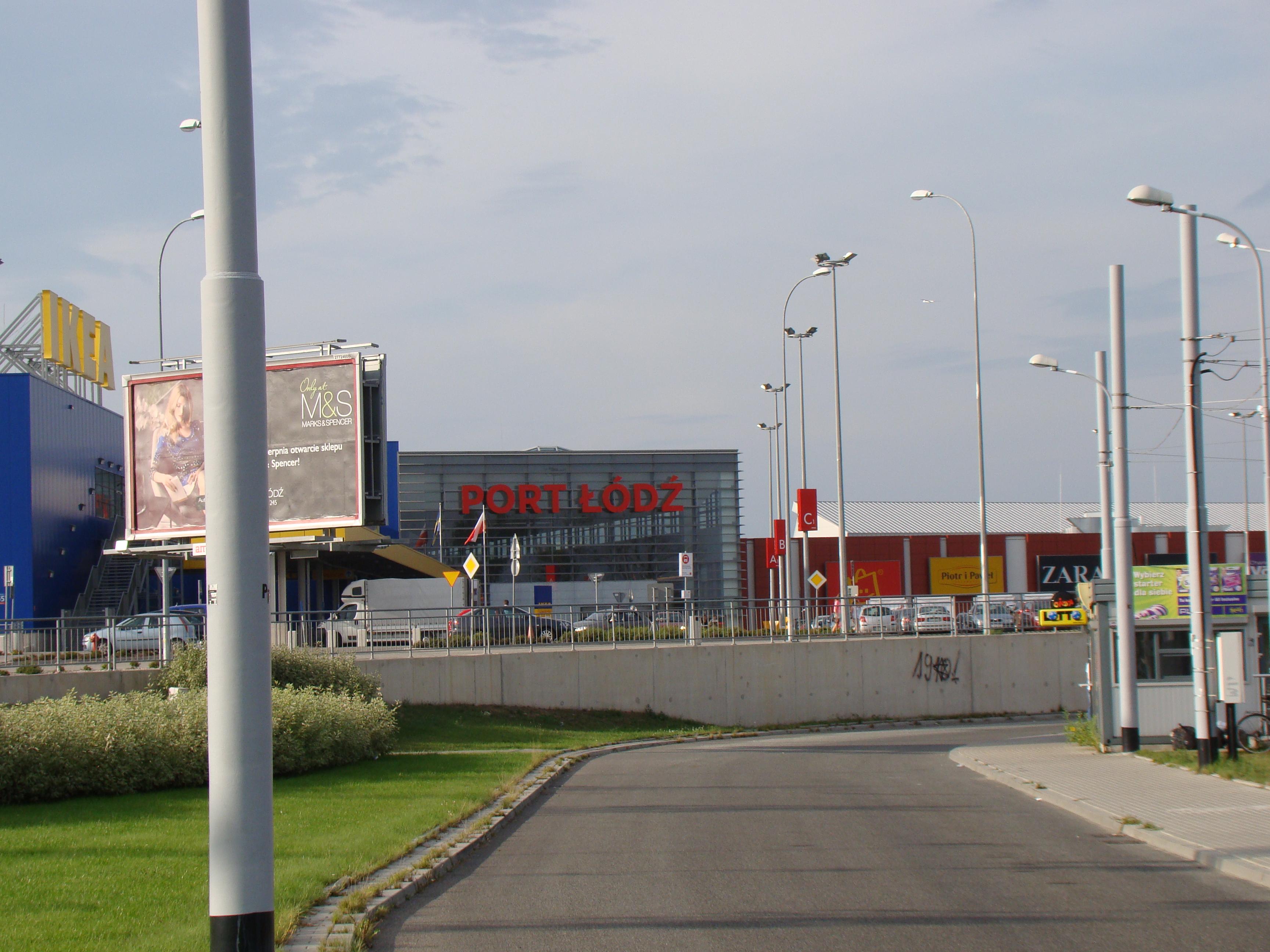 Port Lodz Wikipedia Wolna Encyklopedia