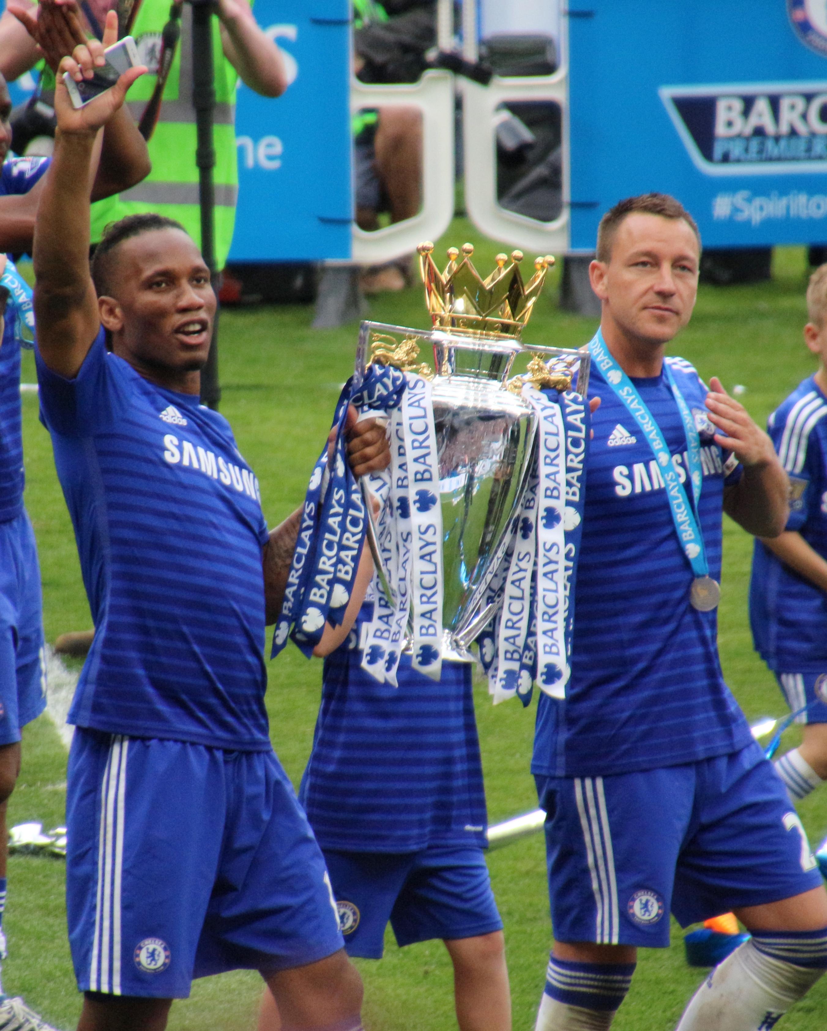 innovative design f4e2b e3eb4 2014–15 Chelsea F.C. season - Wikipedia