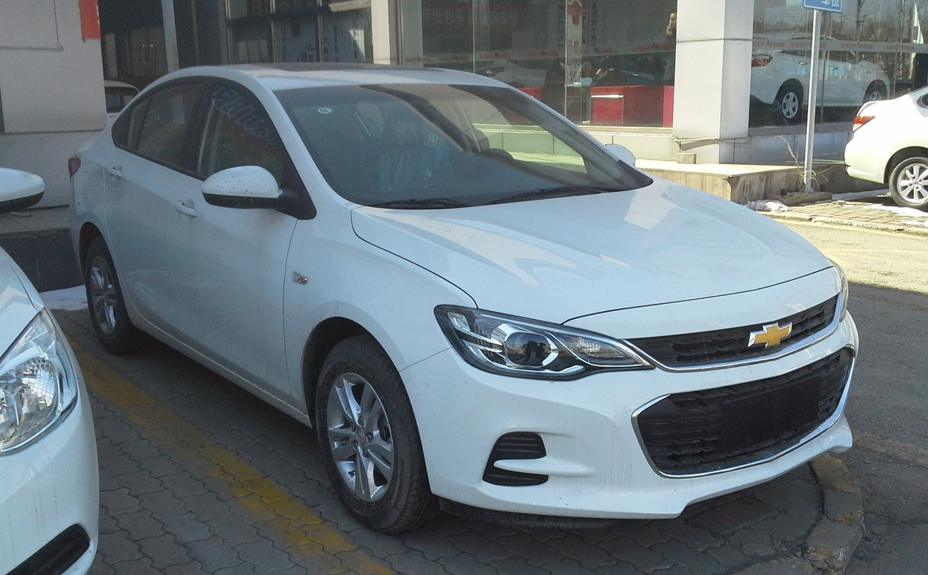 File Chevrolet Cavalier Cn 01 China 2017 03 26 Jpg