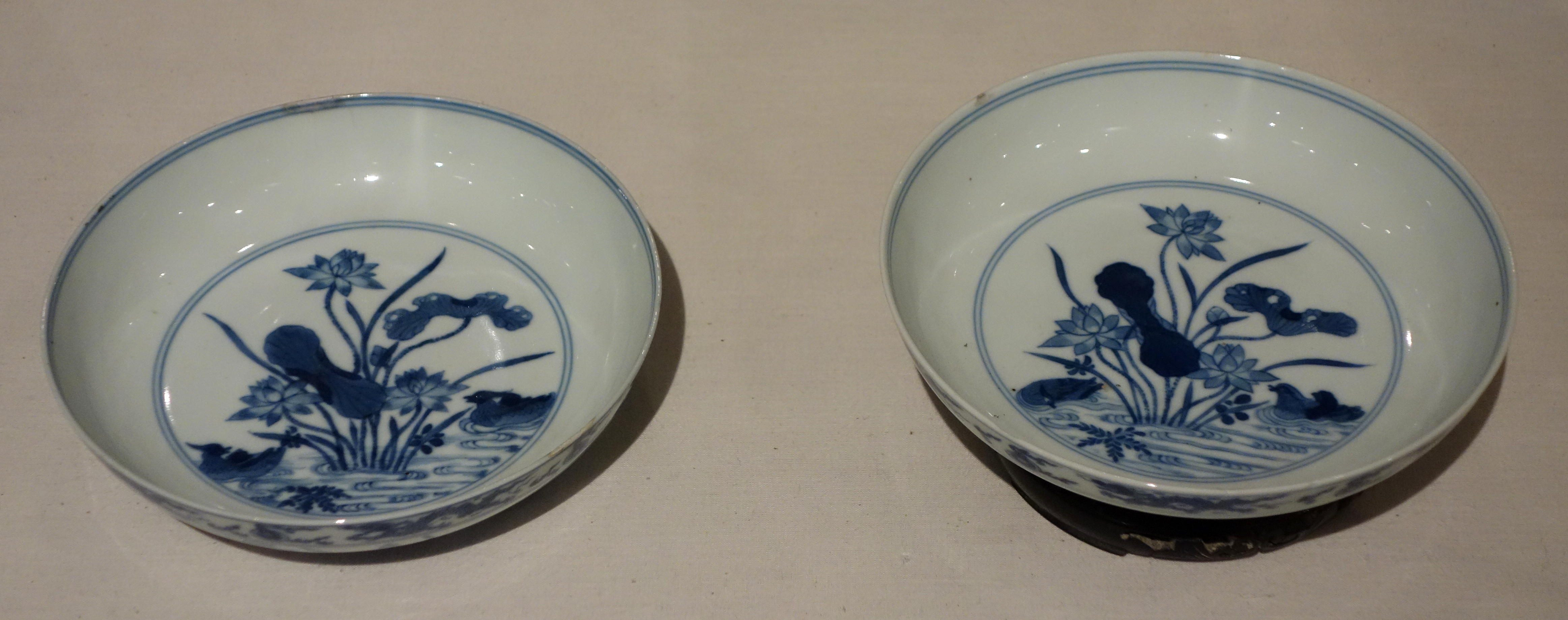 File:Chinese Pair of Dishes, Yongzheng Period, 1723-1735