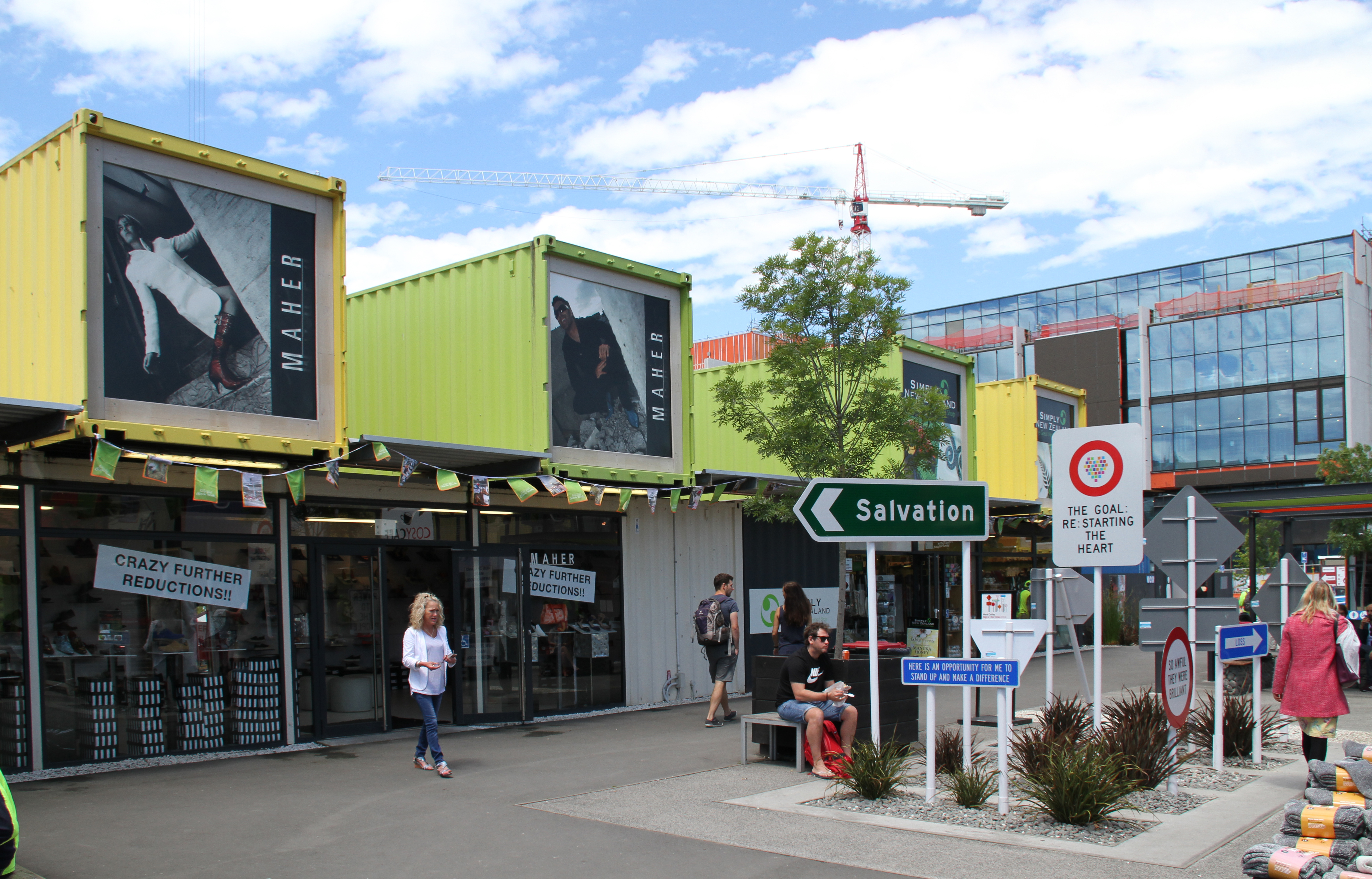 Christchurch Food Court