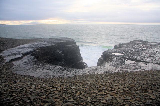 Coastline at Loop Head - geograph.org.uk - 1088823