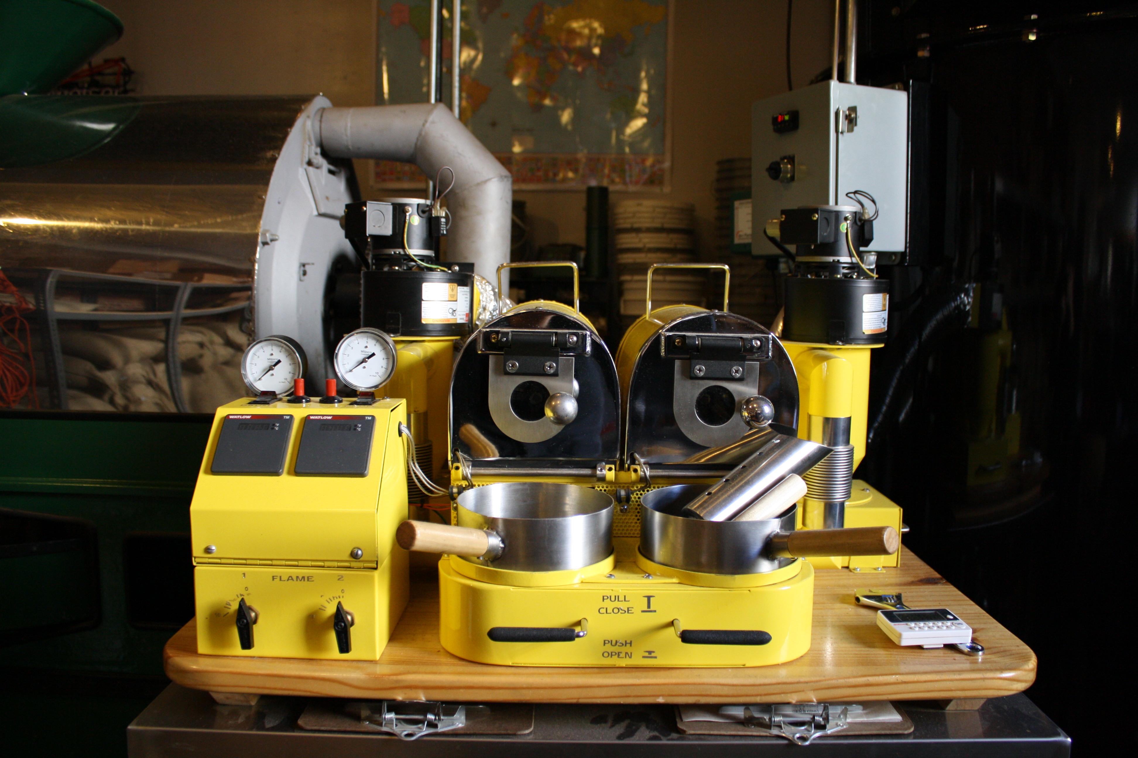 Diedrich roaster operations manual