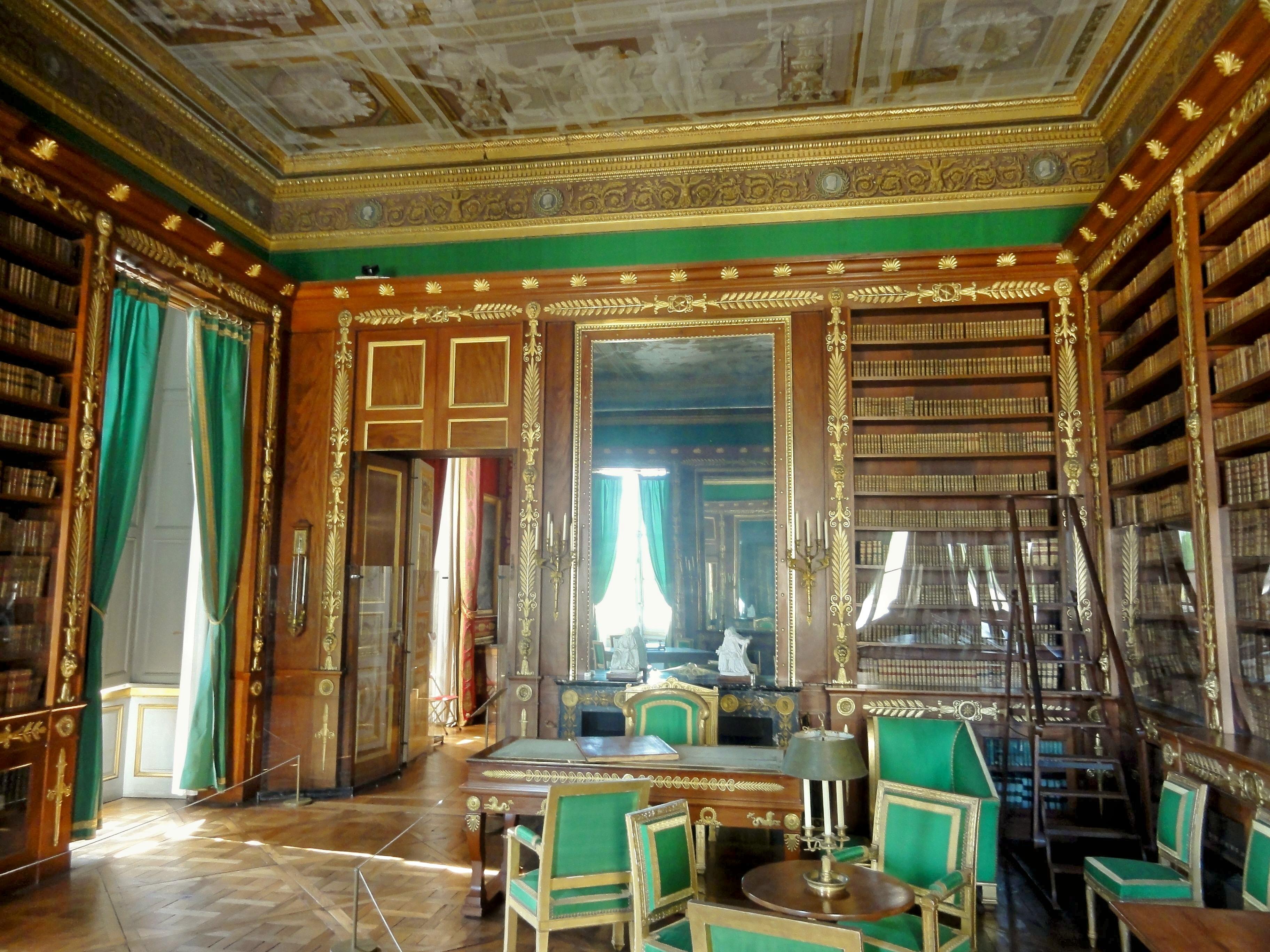 File compi gne 60 palais biblioth que de l 39 empereur 2 for Bureau 60 compiegne