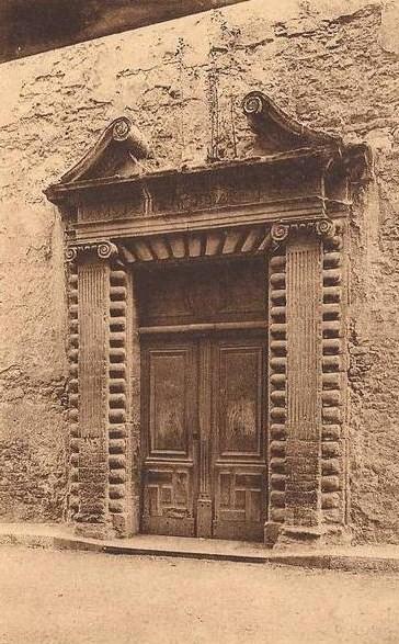 Monument historique à Bollène