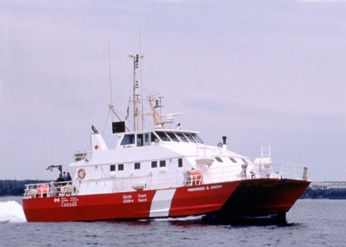 ccgs frederick g  creed