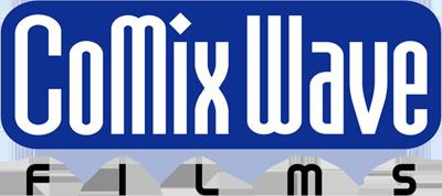 Image result for comix wave films logo