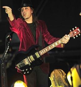 Daron Malakian Armenian-American guitarist
