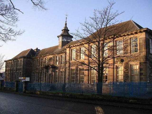 Dalziel High School - Wikipedia