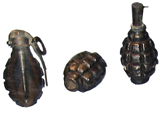 F1 grenade (France) - Wikipedia Grenades In World War 1