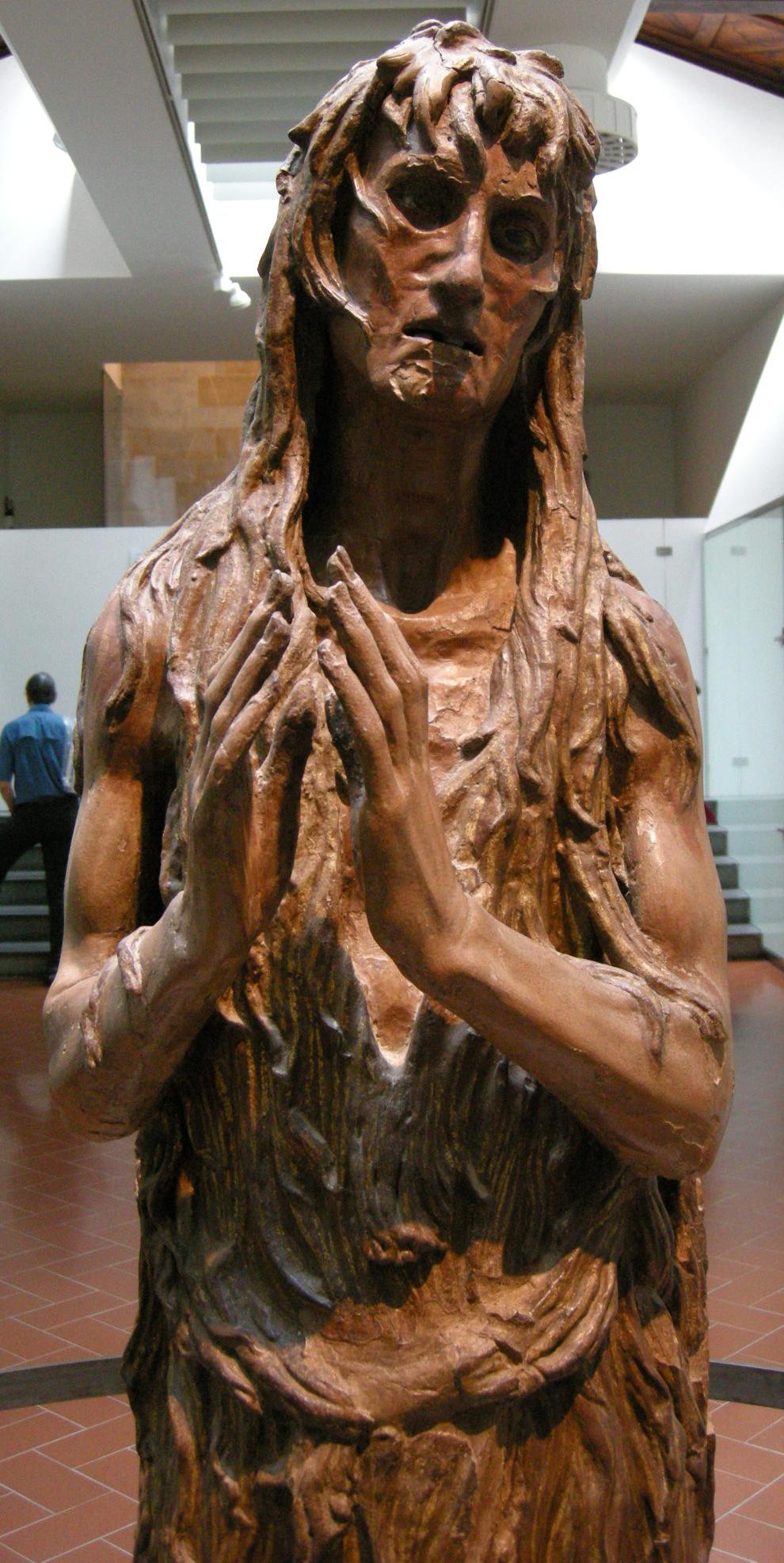 Donatello Mary Magdalene