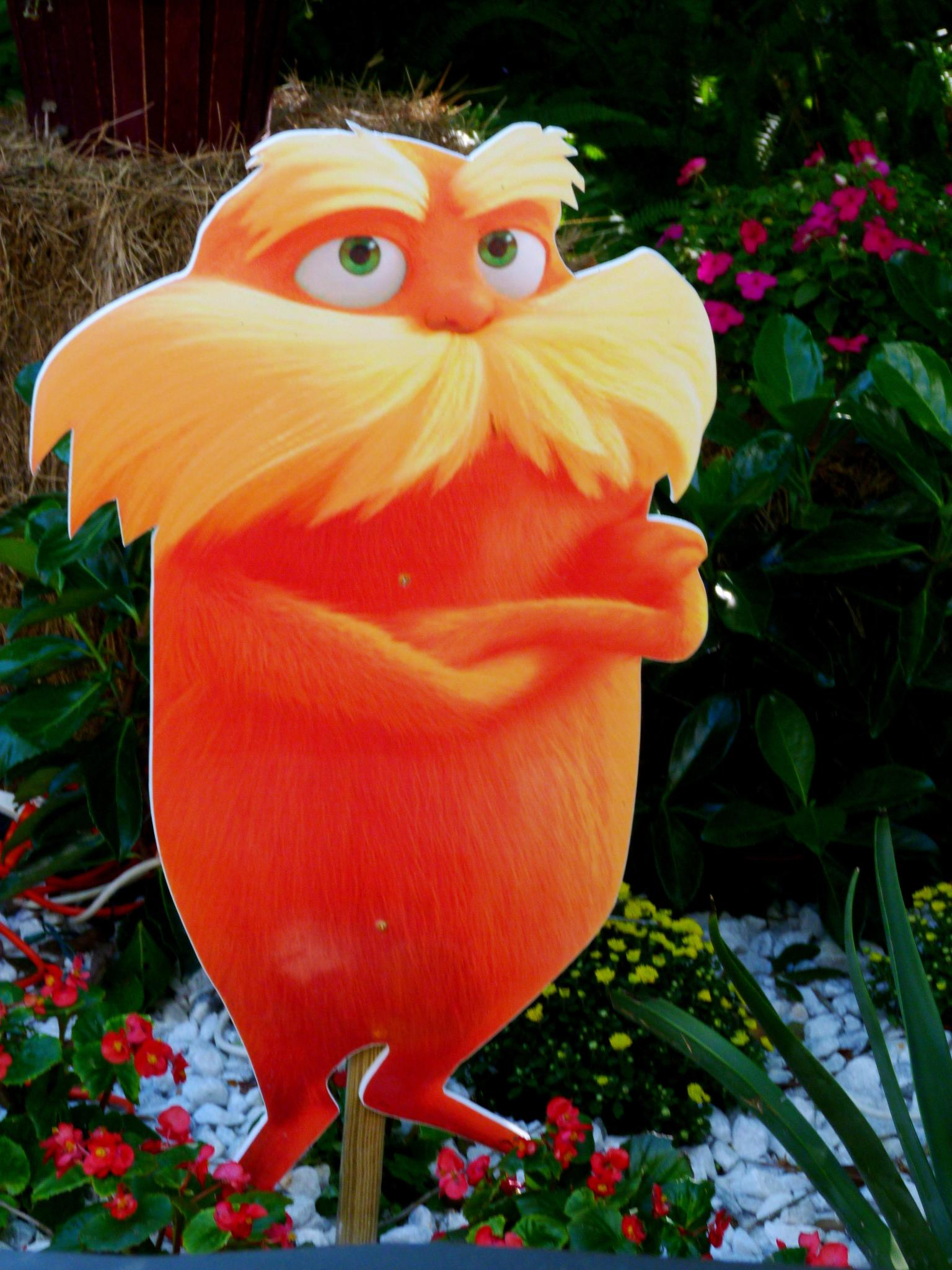 The Lorax How Bad Can I be environment trees