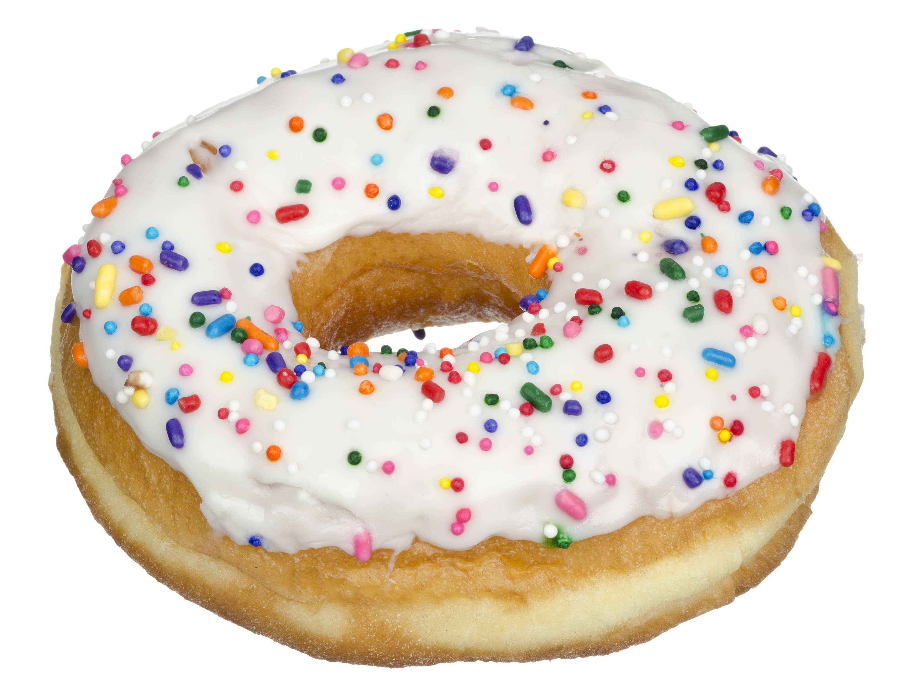 File:Dunkin-Donuts-Vanilla-Sprinkled.jpg - Wikimedia Commons