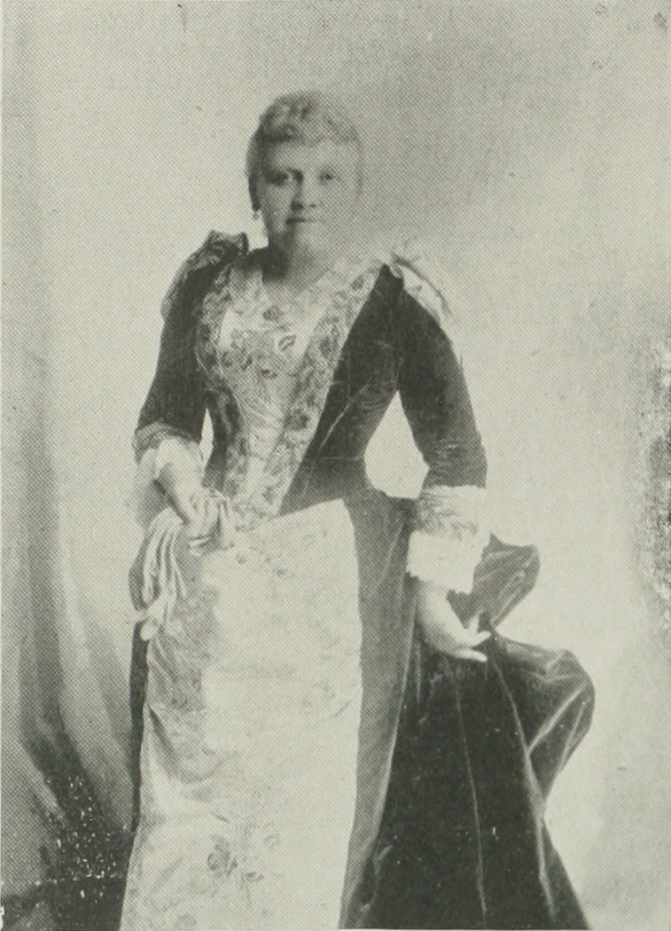 ELIZA FRANKLIN ROUTT A woman of the century (page 634 crop).jpg