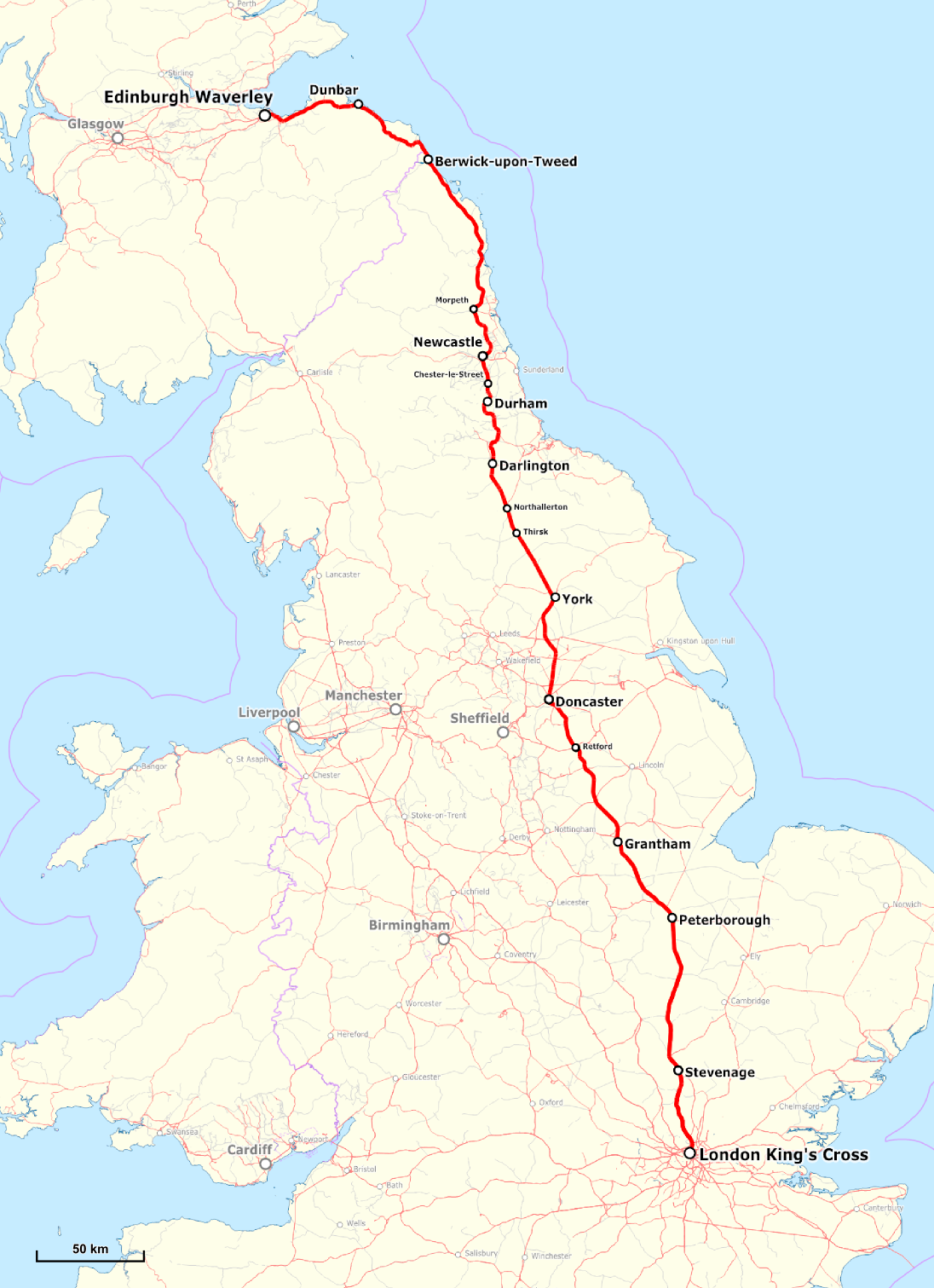 Datei:East Coast Main Line Map.png – Wikipedia