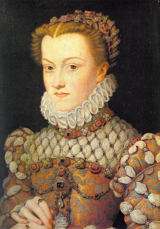 ¿cual es la princesa  más bella de europa? Elisabeth_of_Austria_France1