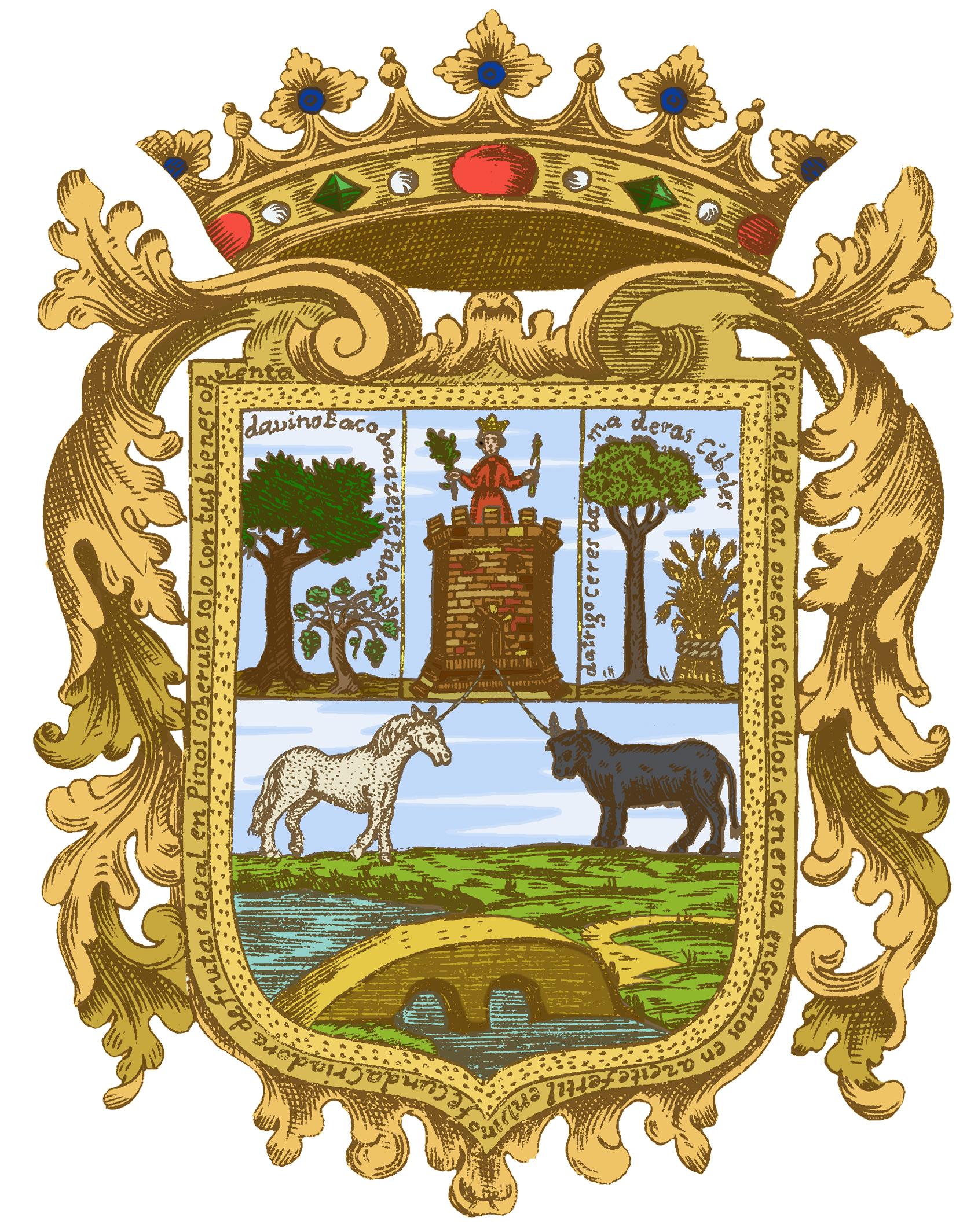 Depiction of Utrera