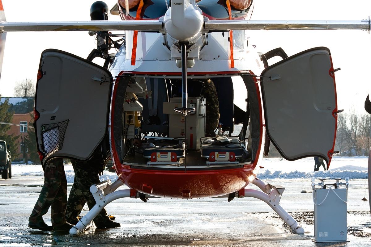 File Eurocopter Kawasaki Ec 145 Bk 117c 2 Ministry Of Emergency Situations Of Ukraine