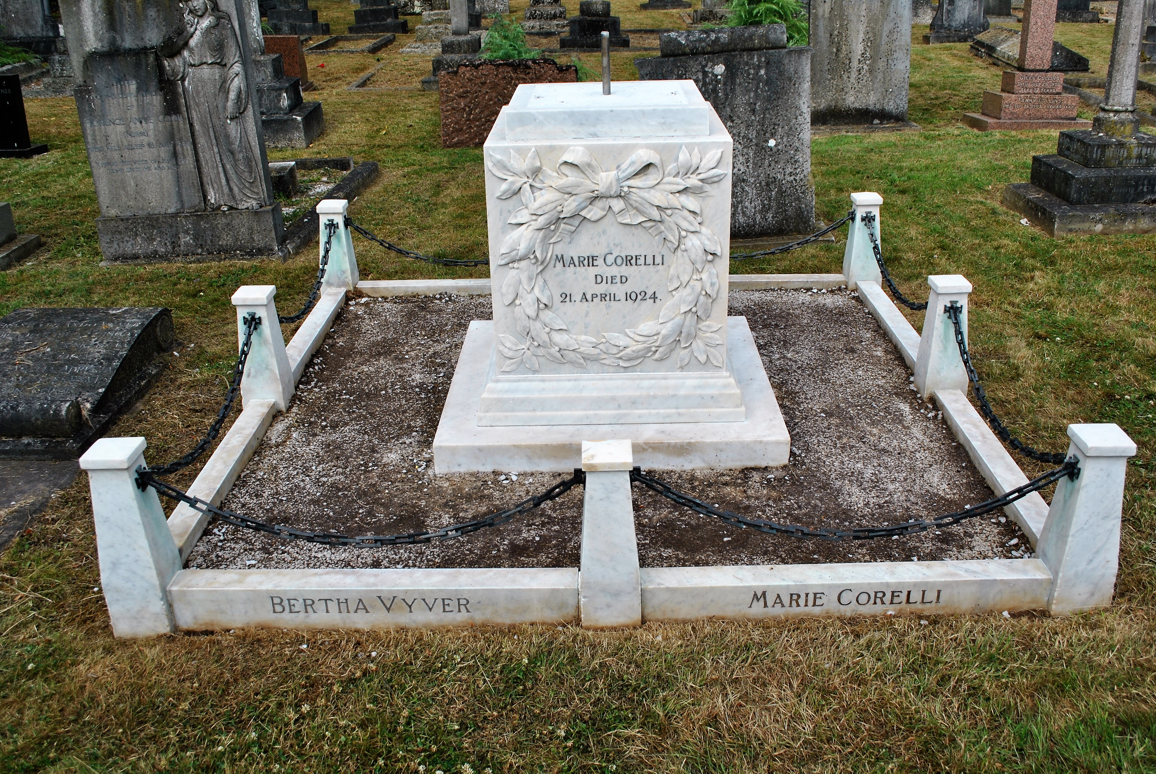 Marie Corelli and Late-Victorian Literary Culture Idol of Suburbia
