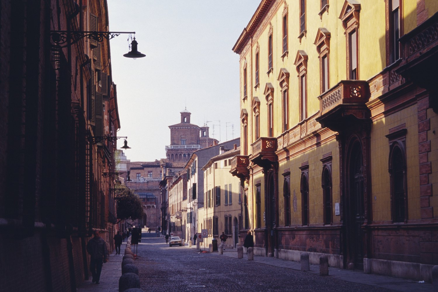 Ferrara Italy  city photo : This licensing tag was added to this file as part of the GFDL ...